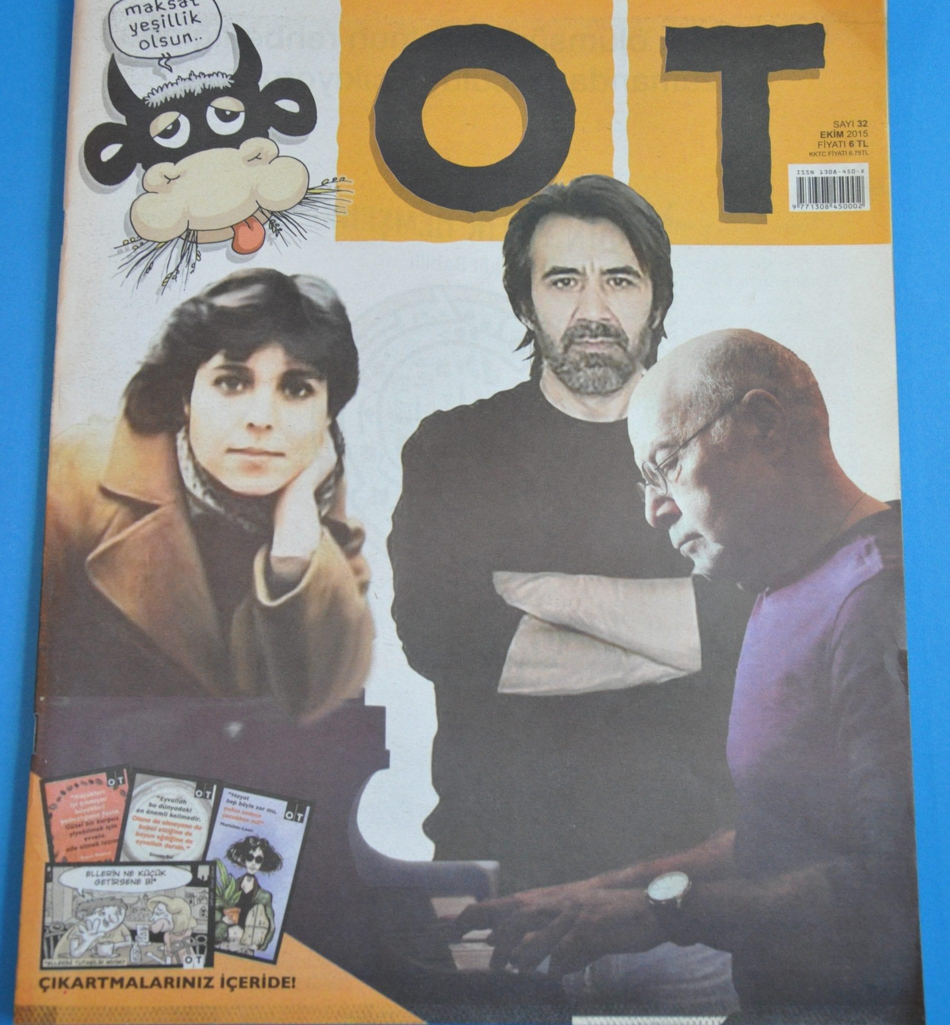 オト トルコの文学、風刺雑誌