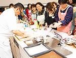 トルコ料理教室 2016/03/10